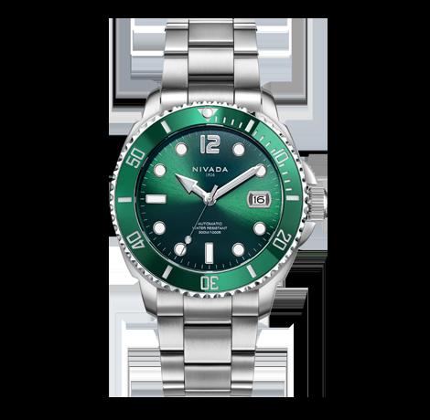 潜水系列Master-6172-绿