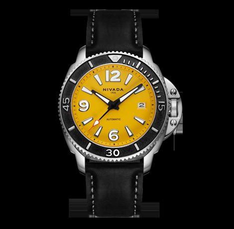 智达系列百米潜水-黄