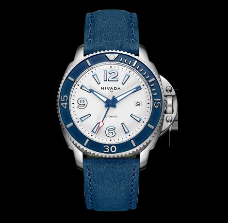 智达系列百米潜水-蓝
